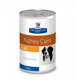 Pâtée Prescription Diet Canine k/d