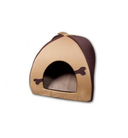 Igloo chocolat pour chiens et chats moysa avis test for Izigloo avis