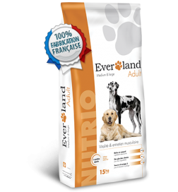 Nutrio Adult Medium et Large pour chien