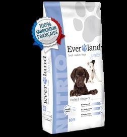 Nutrio junior pour chien