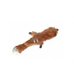 Jouet peluche renard 33 cm