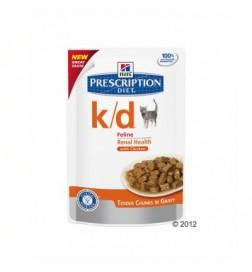 Boîtes Prescription Diet K/D