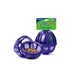 Kibble Nibble, boule qui distribue des croquettes pour chien