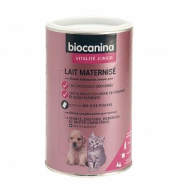 Lait maternisé Biocajunior