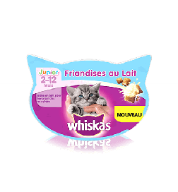 Friandises au lait Junior