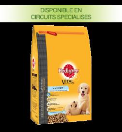 Croquettes Vital croissance et protection pour chien junior
