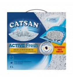 Litière CATSAN™ ACTIVE Fresh Agglomérante