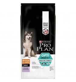 PRO PLAN® Medium&Large Optidigest® Grain Free Riche en Dinde