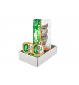 Pack Bi-Nutrition Croquettes & Terrines