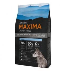 Maxima Grain Free chiots races moyennes