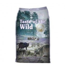 Taste of the Wild Sierre Mountain Canine avec de l'agneau