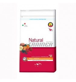 Trainer Natural Medium poulet riz & Aloe vera
