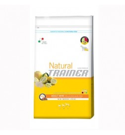 Trainer Natural Mini poulet riz et aloe vera