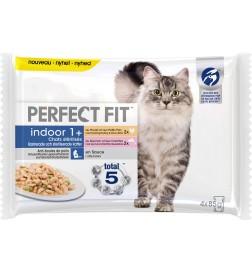 Sachet fraîcheur Perfect Fit™ Indoor 1+ pour chat stérilisé