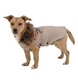 Manteau pour chien Wild Life Beige