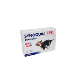 Chondroprotecteur Synoquin pour chiens de races de petite taille