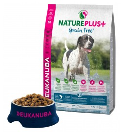 Nature Plus+ Sans Céréales pour chien adulte de toutes races