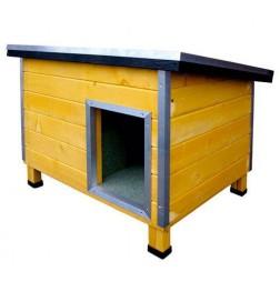 Niche en bois Nevada Armilla robuste pour chiens