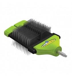 Tête brosse carde pour étrille FURflex