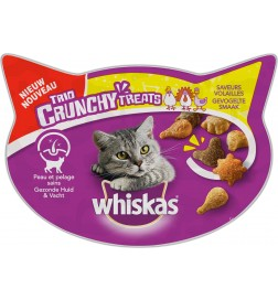 Whiskas® Trio Crunchy Treats