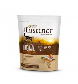 Croquettes pour chat True instinct original sterilized adult pour chat