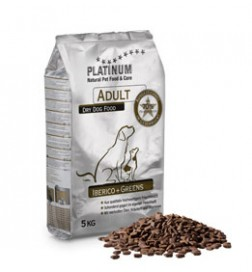 Platinum Adulte Ibérico+Légumes Grain Free