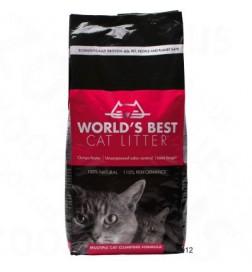 Litière World's Best Cat Litter Extra Strength