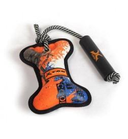 Os Flottant X-TRM Game Over Super Résistant pour chiens