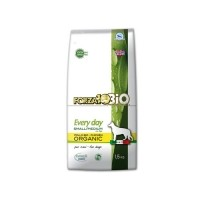 Every day bio adult Small & medium poulet