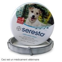 Collier Seresto pour chien