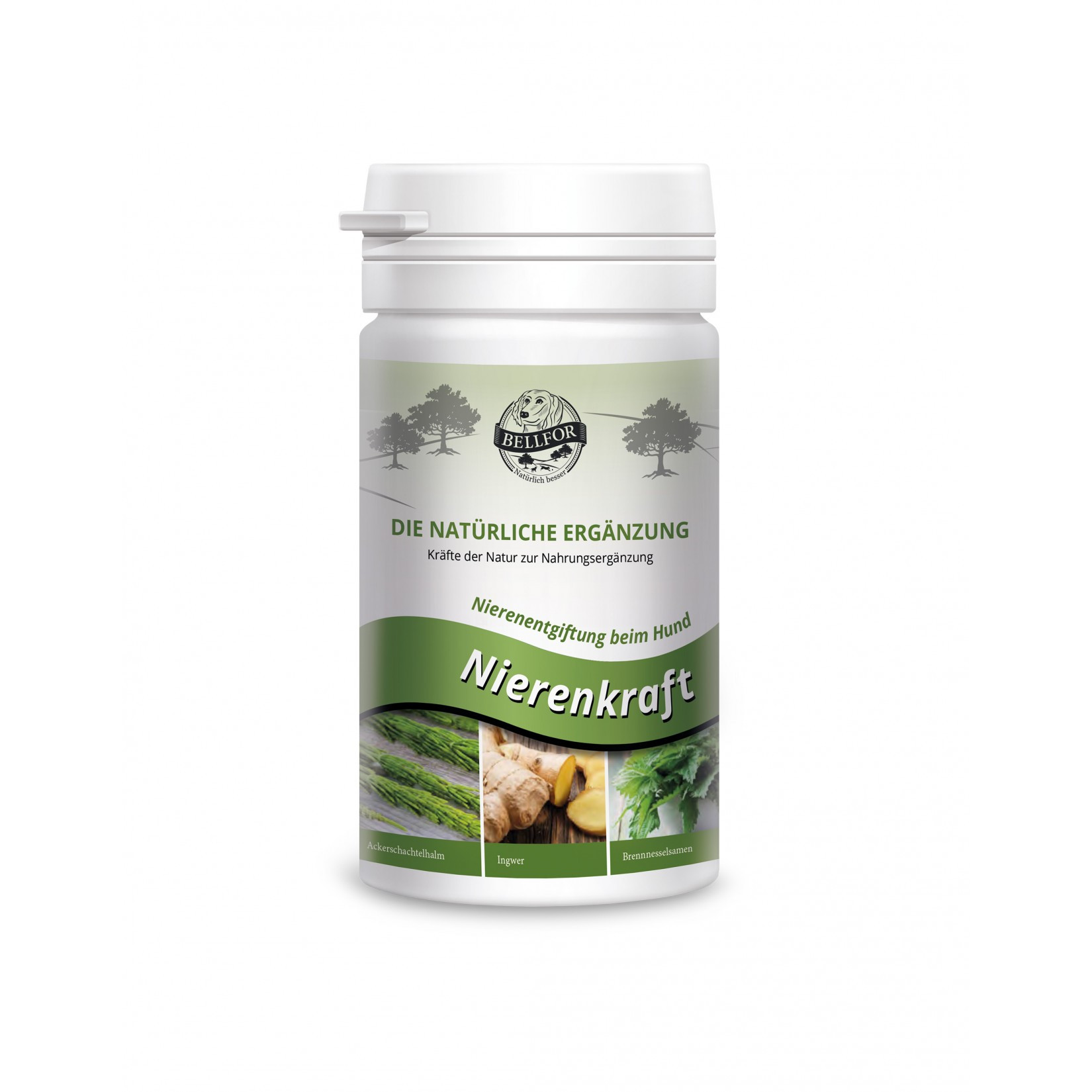 Complément alimentaire pour chiens - Nierenkraft (Force de reins)