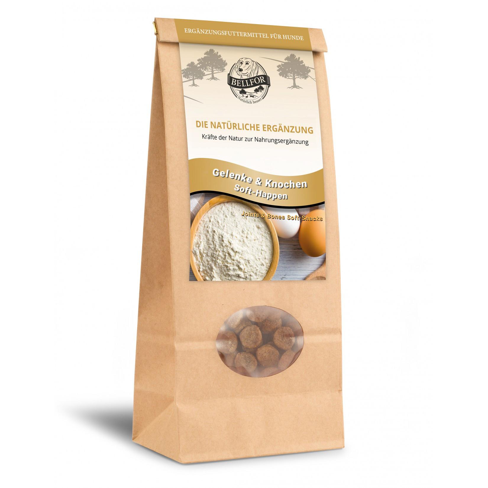 Complément alimentaire pour chiens - Gelenke & Knochen (Articulations et Os) Soft-Snacks avec Ovopet