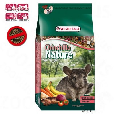 Nature pour chinchilla