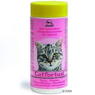 Concentré vitaminé Catfortan pour chat