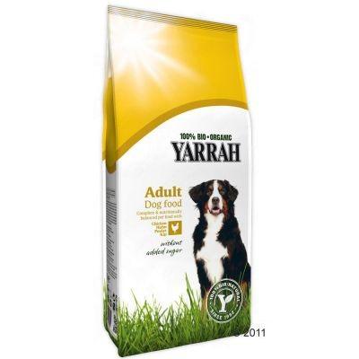 Yarrah poulet et céréales pour chien