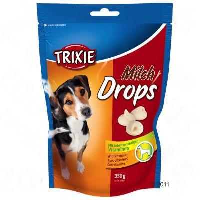 Bonbons au lait pour chien