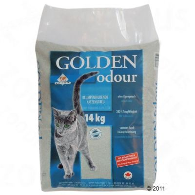 Litière Golden Grey Odour