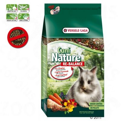 Cuni Nature Re-Balance pour lapin