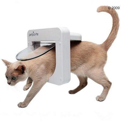 Chatière SmartFlap avec lecteur de puces électroniques
