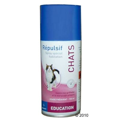 Spray répulsif Demavic pour chat