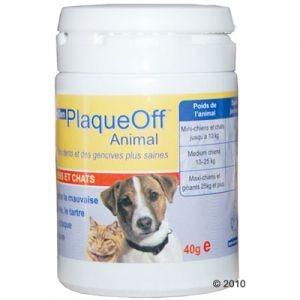 Soin dentaire pour chien et chat ProDen PlaqueOff