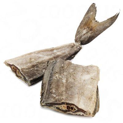 Friandises au poisson blanc séché pour chien