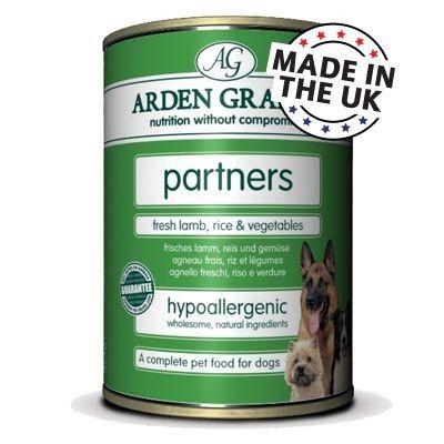 Arden Grange Partners pour chien