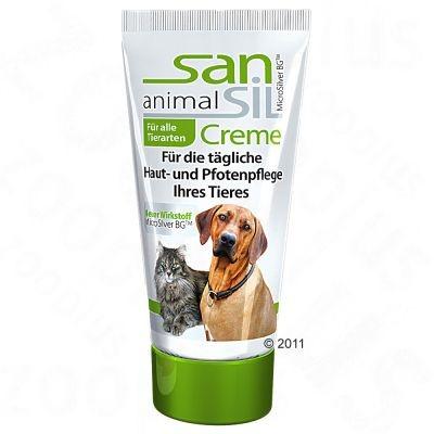 Crème SanSil pour animaux