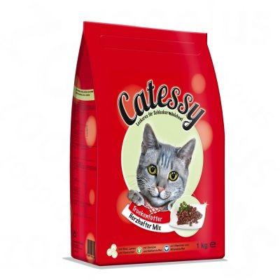Catessy Adult Trio savoureux pour chat