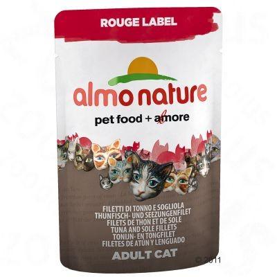 Sachets fraîcheur Almo Nature Rouge Label Filets
