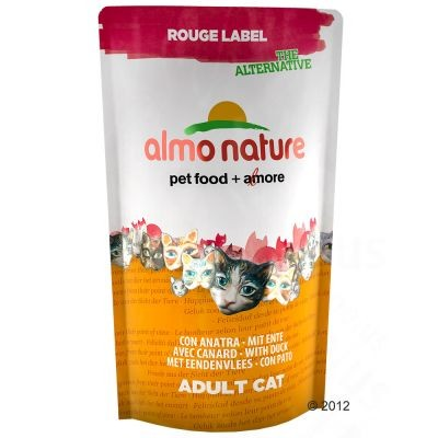 Almo Nature Rouge Label Adult pour chat