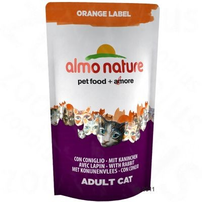 Almo Nature Orange Label Adult pour chat