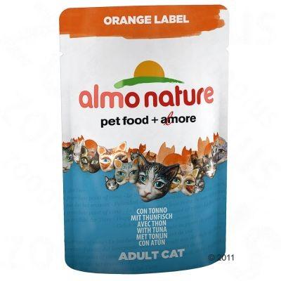Sachets fraîcheur Almo Nature Orange Label