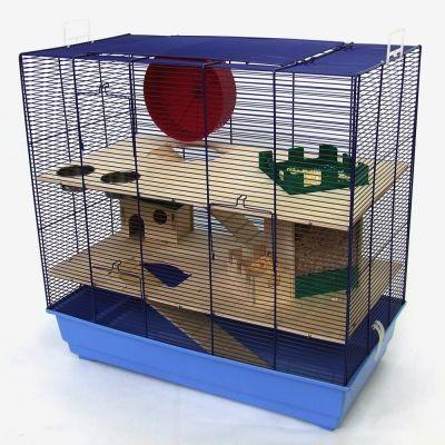 Cage  Fun Area Leon